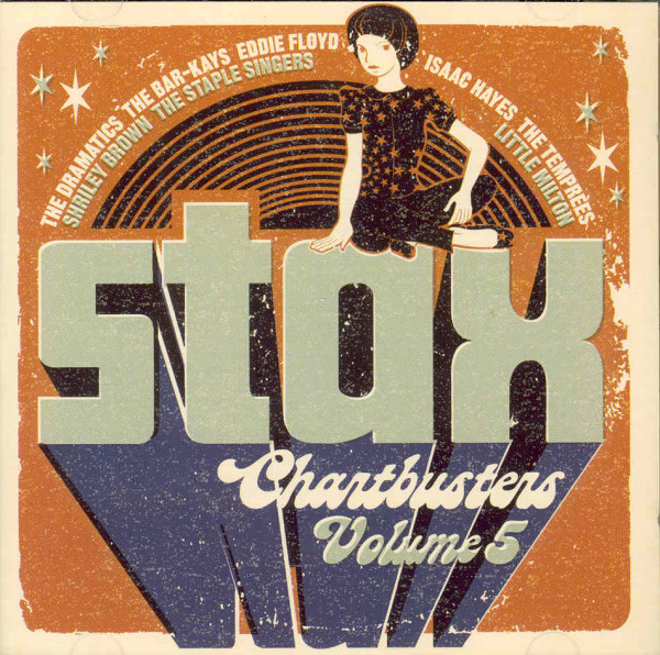 Vol.5, Stax Chartbusters