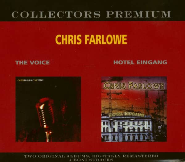 The Voice - Hotel Eingang (2-CD)