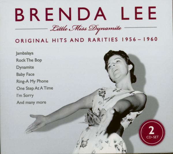 Little Miss Dynamite - Original Hits And Rarities 1956-1960 (2-CD)