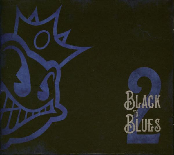 Black To Blues Vol.2 (CD)
