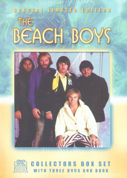 The Beach Boys Collectors Box Set (3-DVD & Book, Ltd.)