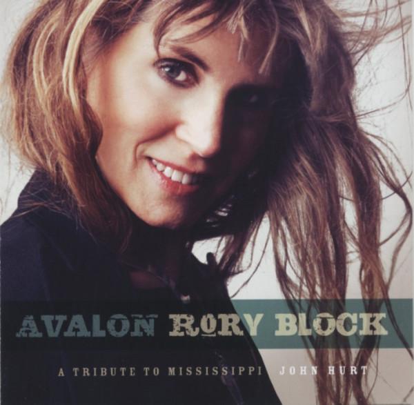 Avalon: A Tribute To Mississippi John Hurt (CD)