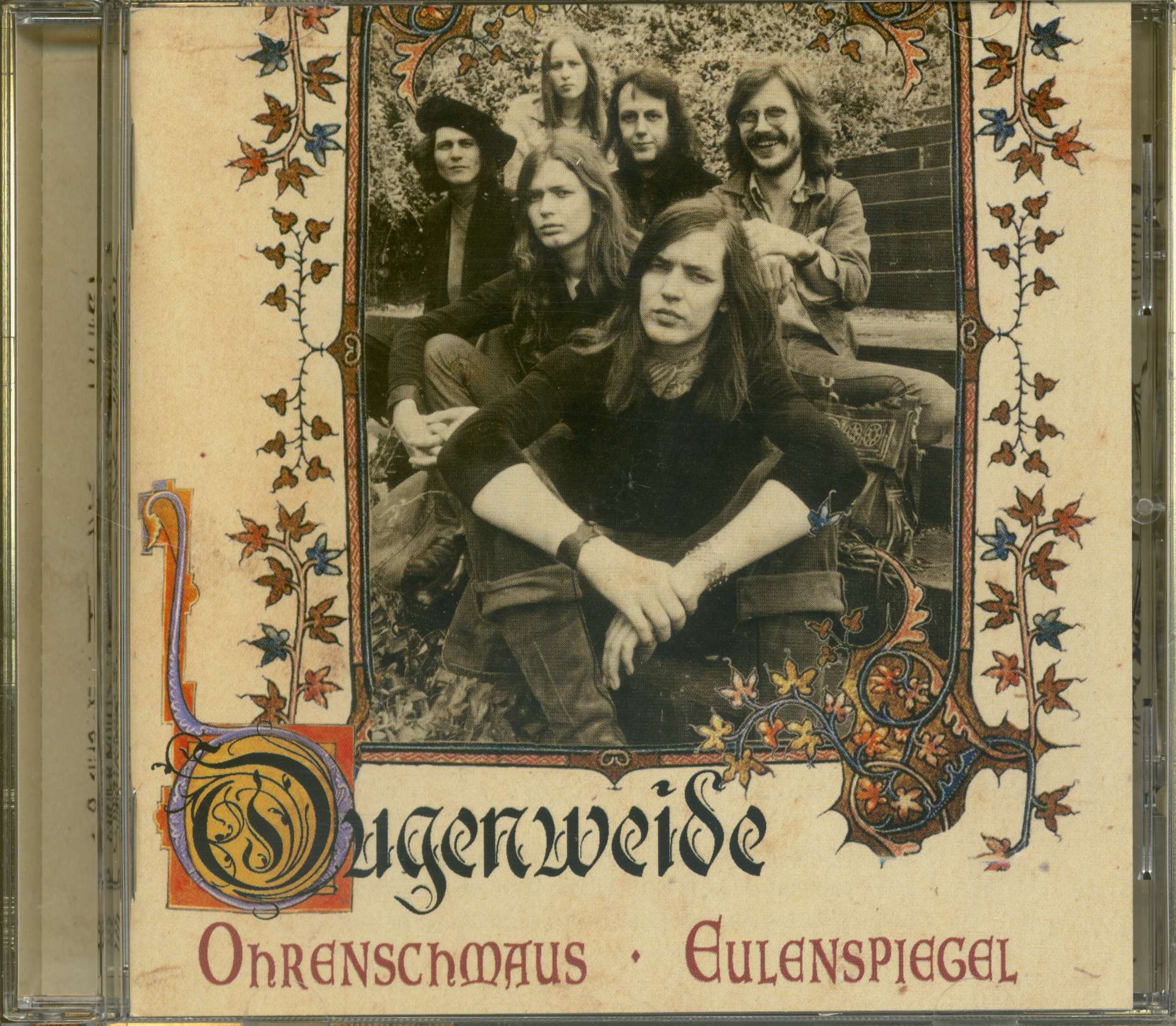ougenweide discography