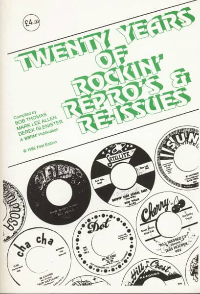 Twenty Years Of Rockin' Repro's & Re-Issues