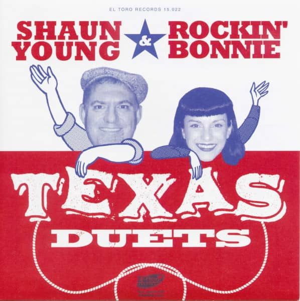 Texas Duets (7inch, 45rpm Single, PS, BC)