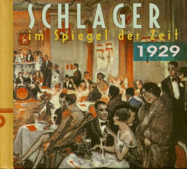 Schlager im Spiegel der Zeit - 1929