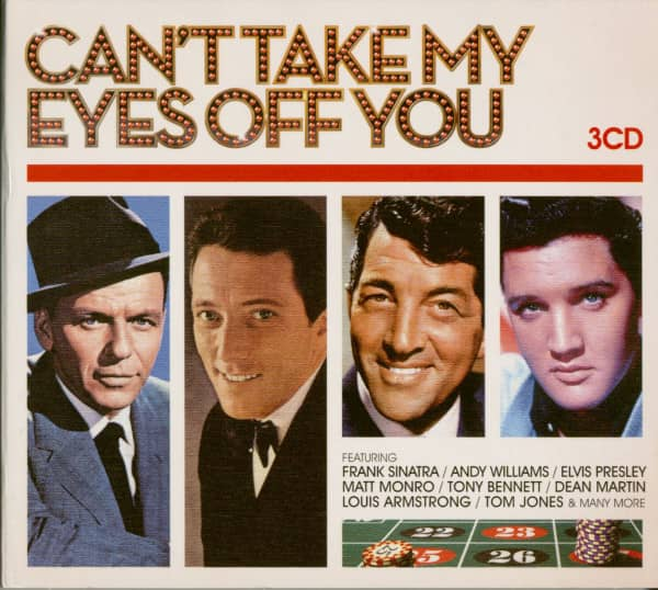 Can't Take My Eyes Off You (3-CD)