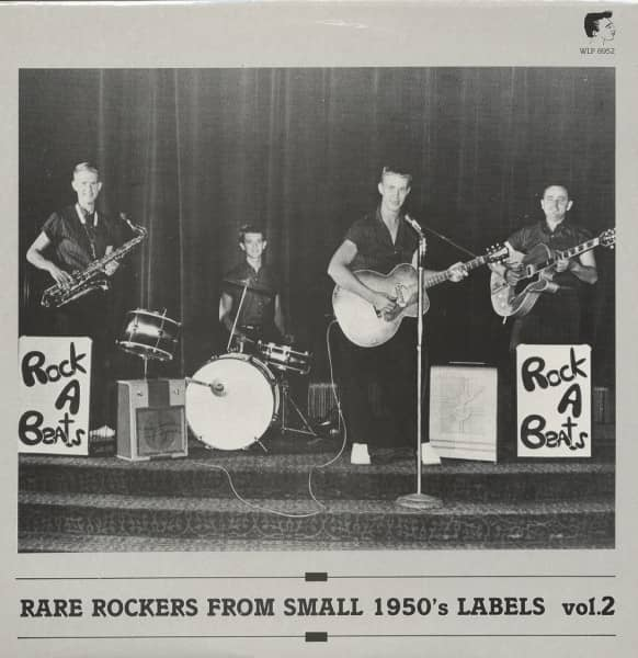 Vol.2, Rare Rockers From Small 1950s Labels