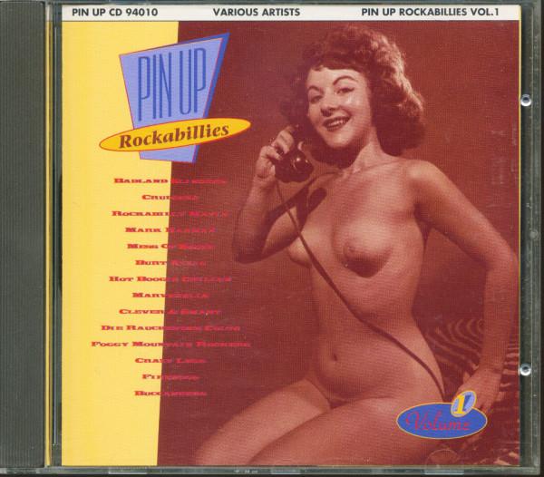 Pin Up Rockabillies, Vol.1 (CD)