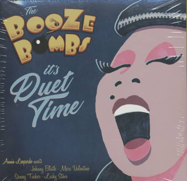 It's Duet Time (2-7inch, 45rpm, PS)
