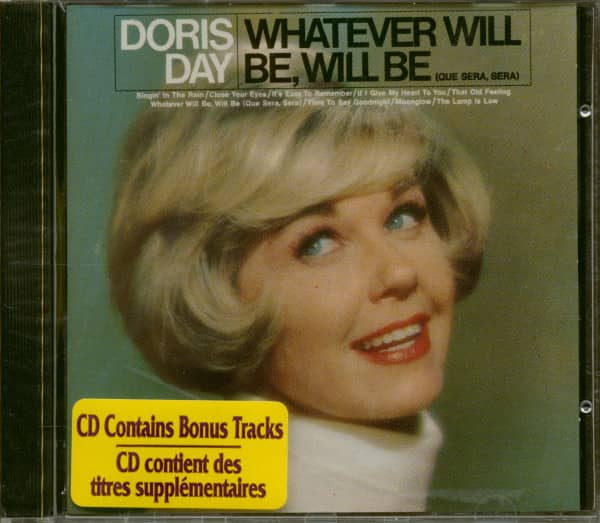 Whatever Will Be, Will Be (Que Sera, Sera) (CD)