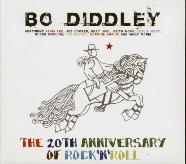 The 20th Anniversary Of Rock'n'Roll (CD)
