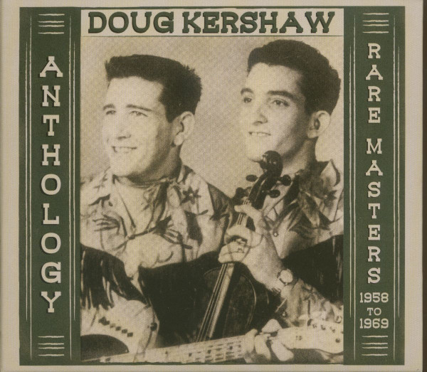 Anthology - Rare Masters 1958-1969 (2-CD)