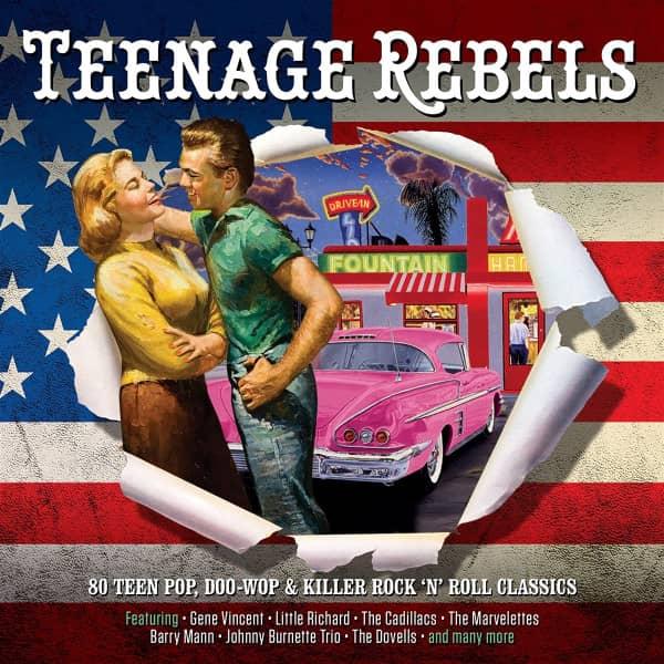 Teenage Rebels (3-CD)