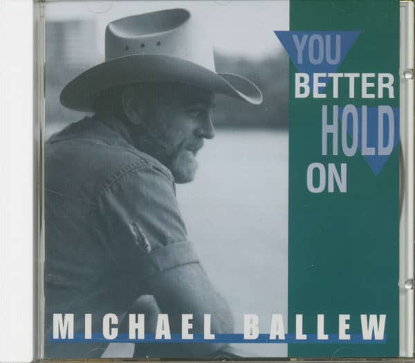 You Better Hold On (CD)