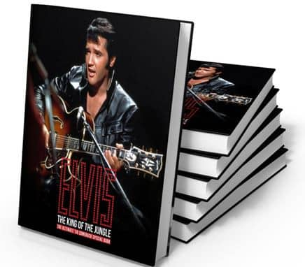 The King Of The Jungle - The Ultimate '68 Comeback Special Book