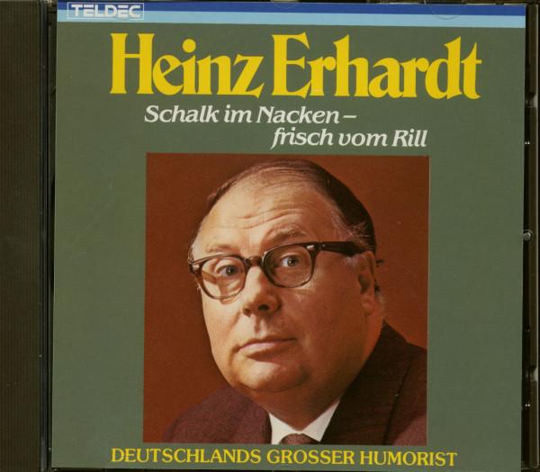 Schalk im Nacken - Frisch Vom Rill (CD)