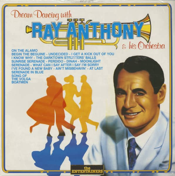 Dream Dancing With Ray Anthony (LP)