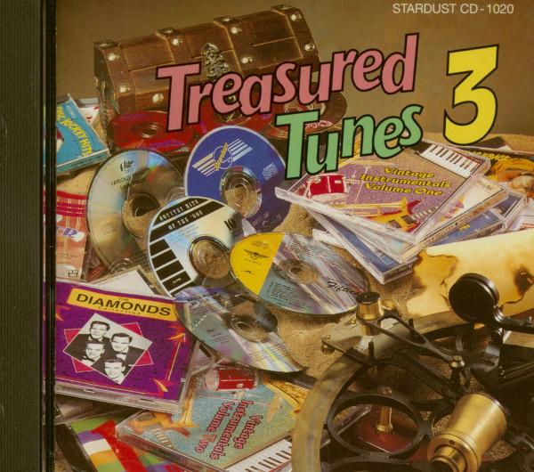Treasured Tunes Vol.3 (CD)