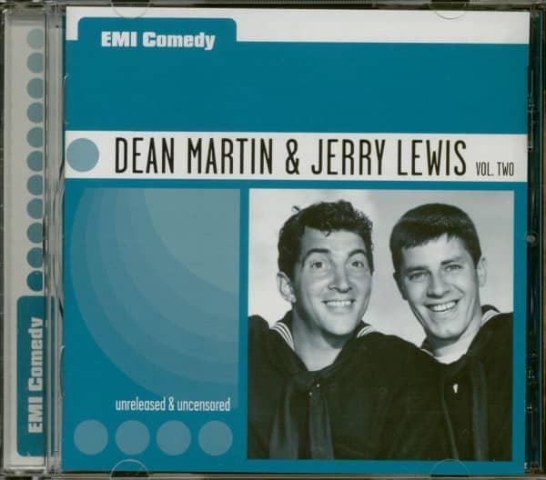 Dean Martin & Jerry Lewis Vol.2 (CD)