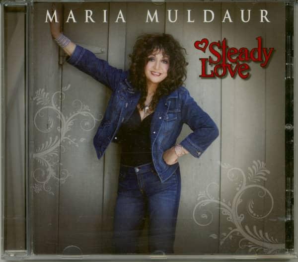 Steady Love (CD)