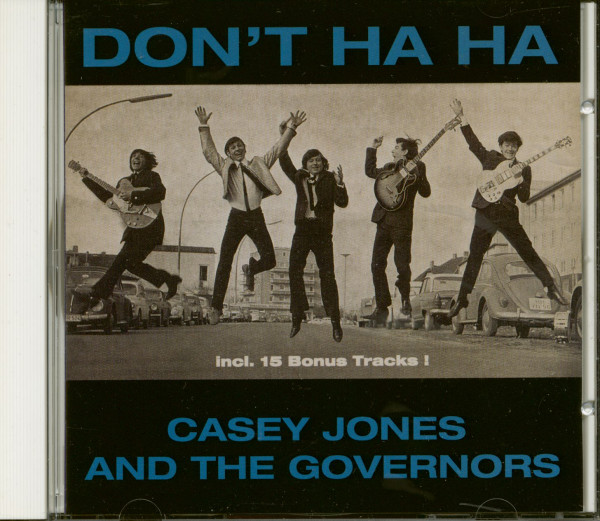 Don't Ha Ha...plus 15 bonus tracks