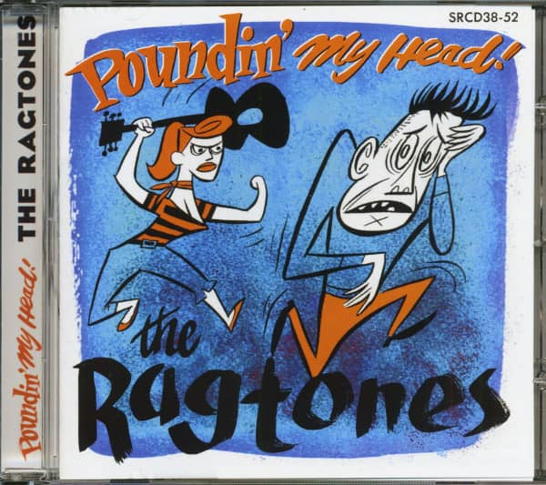 Poundin' My Head (CD)