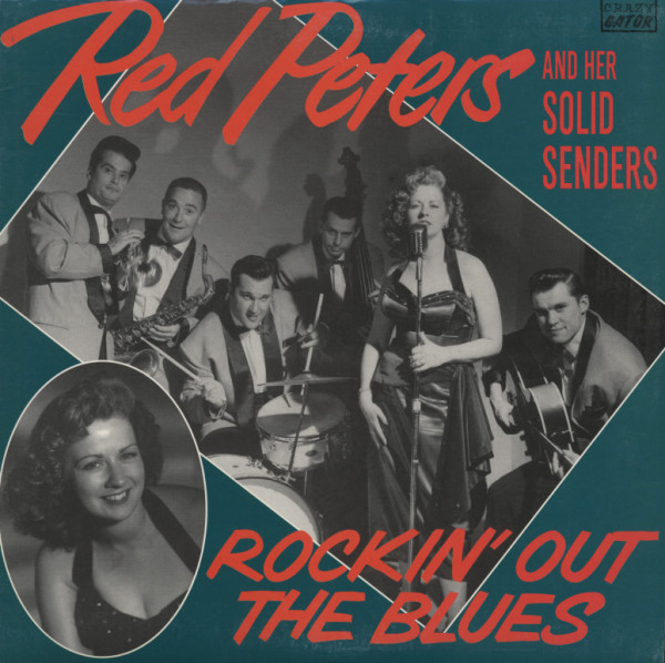 Rockin' Out The Blues (LP, 10inch)