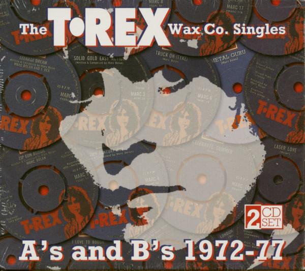 Singles A's & B's 1972-77 (2-CD)
