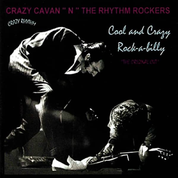 Cool And Crazy Rockabilly (1981)...plus