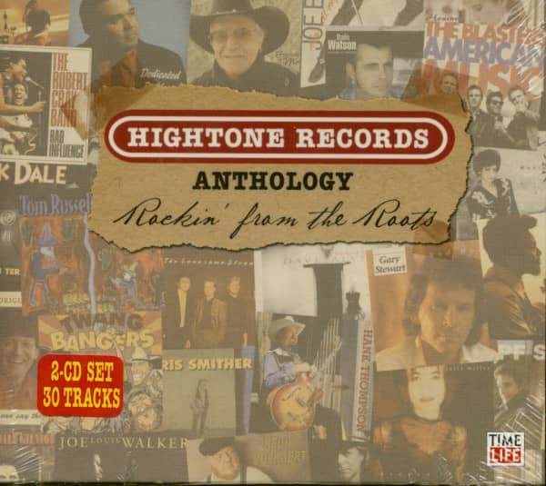 Hightone Records Anthology - Rockin' From The Roots (2-CD)