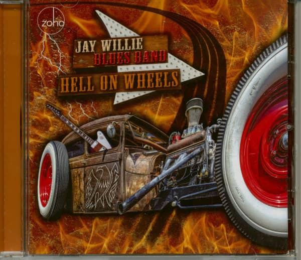 Hell On Wheels (CD)
