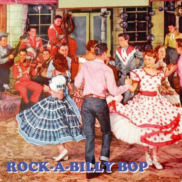 Rockabilly Bop (CD)