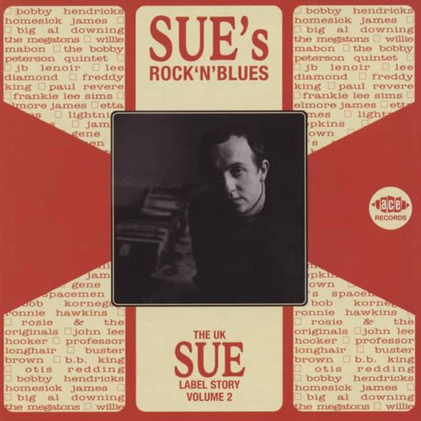 Sue's Rock'n'Blues - The UK Sue Story Vol.2