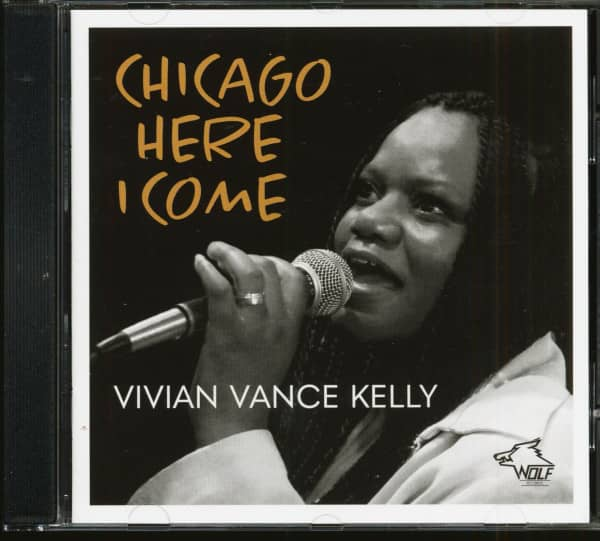 Chicago Here I Come (CD)