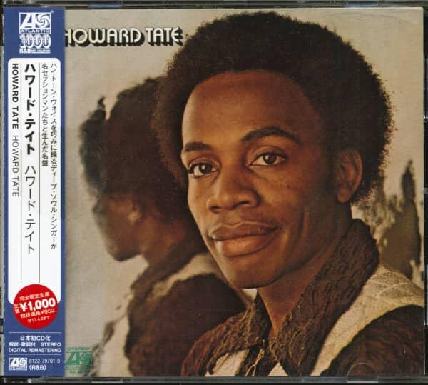 Howard Tate (CD, Japan)