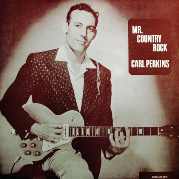 Mr. Country Rock