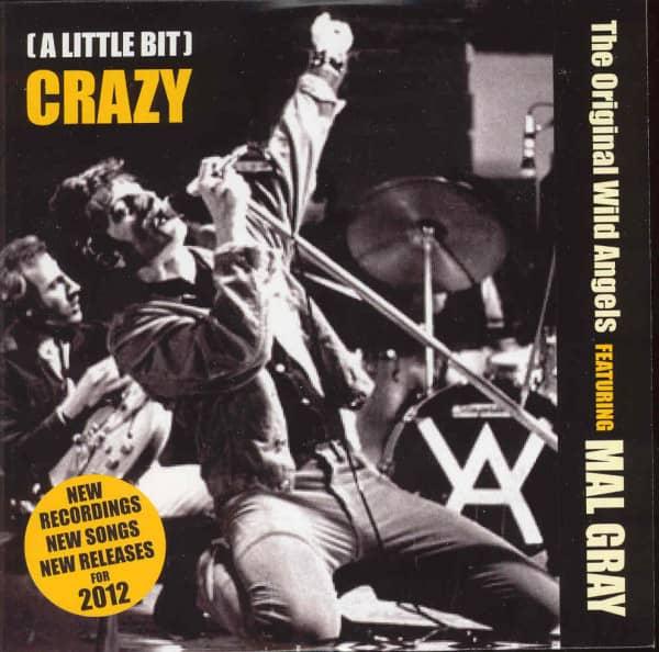(A Little ) Crazy (EP) (2012)