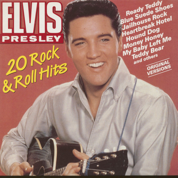20 Rock And Roll Hits (LP)