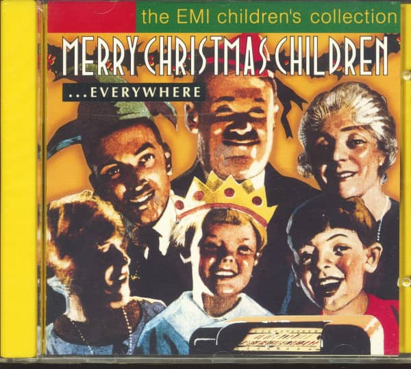 Merry Christmas Children...Everywhere (CD)