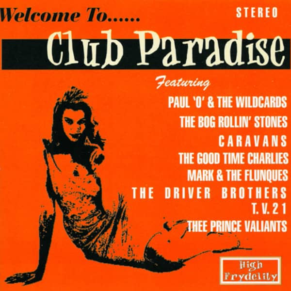 Welcome To...Club Paradise