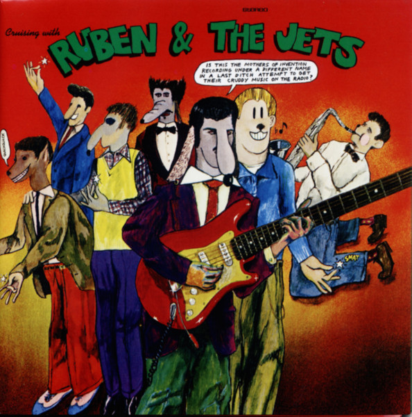 Cruising With Ruben & The Jets (1968)