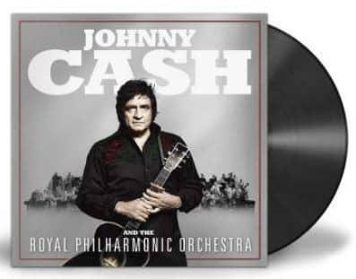 Johnny Cash & The Royal Philharmonic Orchestra (LP)