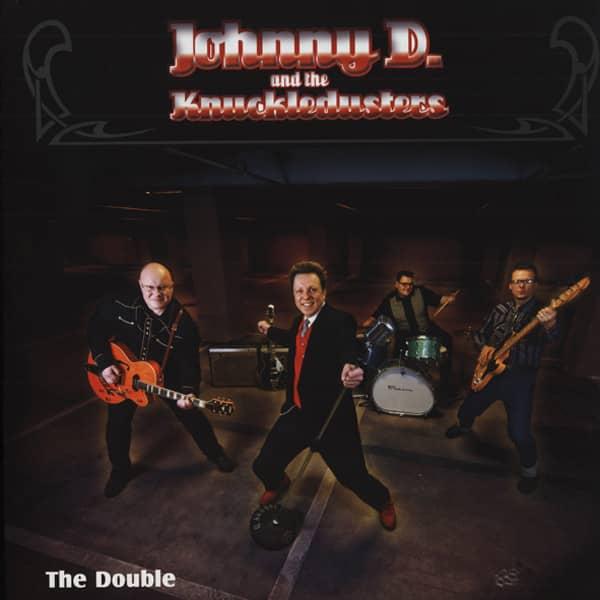 The Hoods Got The Rhythm (2-LP)