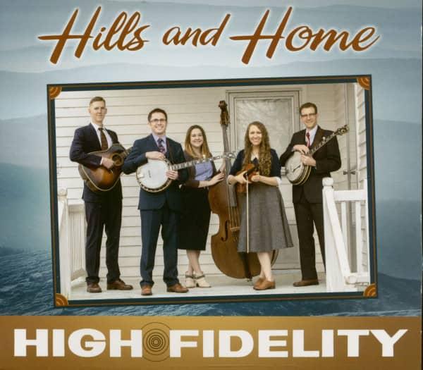 Hills & Home (CD)