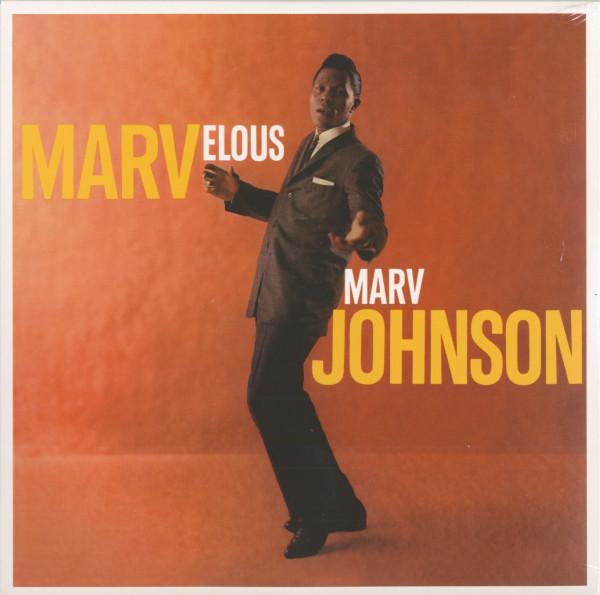 Marvelous (LP, 180g Vinyl)