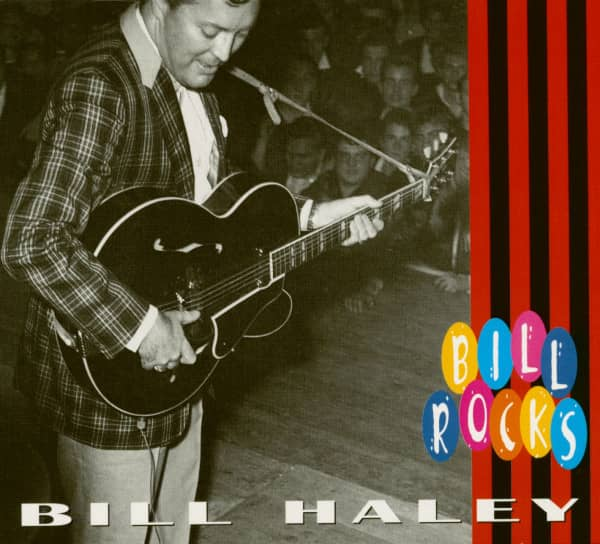 Bill Haley - Bill Rocks (CD)