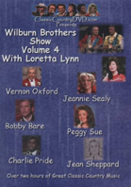 Vol.4, Wilburn Brothers Show (1966-72)