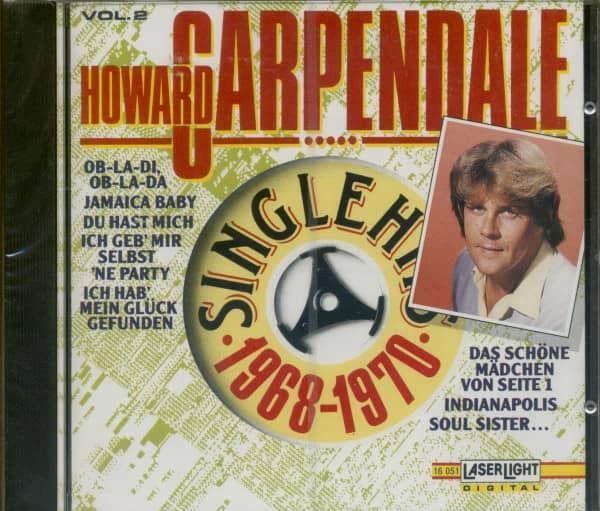 Singlehits 1968-1970 Vol.2 (CD)