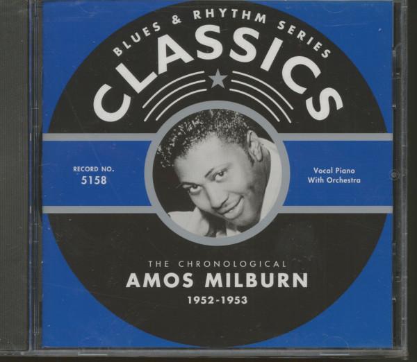 The Chronological 1952-53 (CD)
